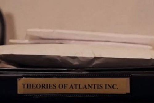 JOSH STEWART – THEORIES OF ATLANTIS