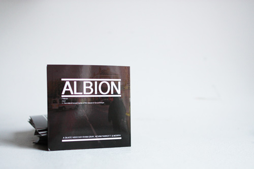 Albion Available On DVD Now.