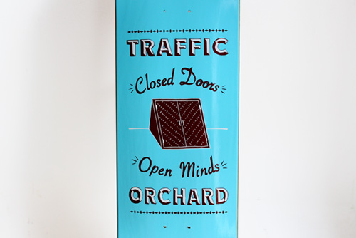 Traffic X Orchard