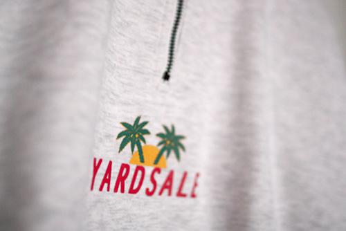 Yardsale Half Zips
