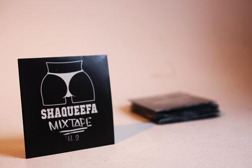 Shaqueefa Mixtape Vol. 2