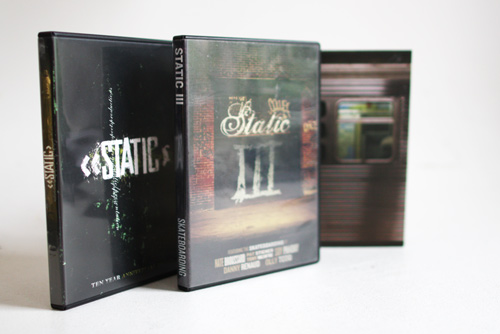 Stativ IV and Reissues.