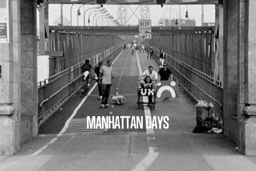 Manhattan Days – A film by Pontus Alv