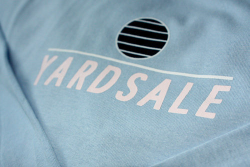 Yardsale Longsleeves Now In.